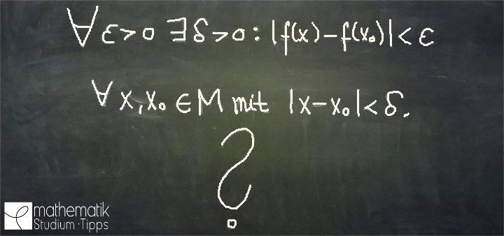 Mathematische Symbole