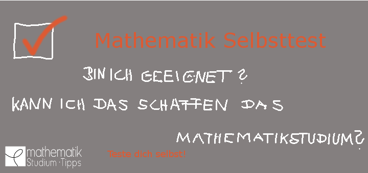 Mathematikstudium Test